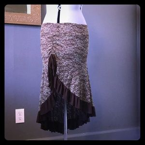 Size L Dreaming Amelia Milonga Tango Skirt